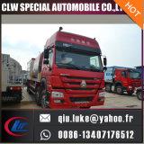 8*4 Vrachtwagen van de Verzegelaar van de Spaander van de Betonmolen van het asfalt de Synchrone voor Verkoop