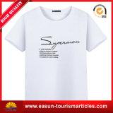 T-shirt personnalisé d'impression sérigraphique de haute qualité