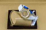 Wristwatch повелительниц диаманта способа каркасный автоматический
