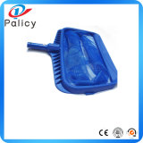 Escorredor de raspas de folha de plástico pesado para piscina