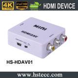 AV mini HDMI con Audio HD Video Converter Best Buy