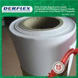 Освещенный контржурным светом PVC материал знамени гибкого трубопровода для печатание цифров