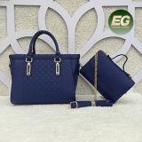 Sacs classiques réglés de femmes de marque de dames d'unité centrale de sac fait sur commande célèbre des sacs à main 2PCS pour Sy8545 en gros