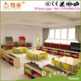 Arranjo de mobiliário de sala de aula de infância / utilizado mobiliário escolar para venda