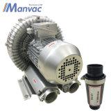 Motor da turbina da unidade da sução