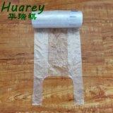 De HDPE/LDPE sacos de plástico transparente em rolo, produzir sacos de Rolo