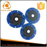 Granito Marble Diamond Turbo Cutting Small Saw Blades