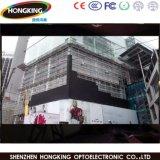 Panneau d'affichage extérieur de location d'écran de la qualité P6 DEL
