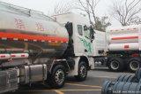 De Tankers van de Aanhangwagen van de Vrachtwagen van het Aluminium van de Opslag van de Brandstof van de Ruwe olie met 50tons