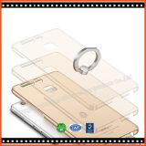 iPhone8 Huawei Mi 비보를 위한 실리콘 반지 홀더 전화 상자