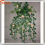 Fleurs artificielles d'IVY pour le mur ou la décoration de magasin