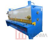 CNC/Nc Hydraulische Scherende Scherpe Machine, de Hydraulische Machine van de Scharen van de Guillotine, de Scherende Machine van de Plaat, de Hydraulische Scherende Machine van de Straal van de Schommeling