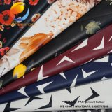 Het kunstleder van Colorfull voor Dame Garments
