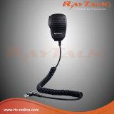 Microfono radiofonico bidirezionale dell'altoparlante della polizia Rsm100
