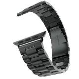 固体ステンレス鋼の金属の置換ストラップの標準的なApple Iwatchのリストバンド