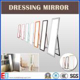 De zilveren Spiegel van /Art van de Spiegel/van de Spiegel van het Aluminium