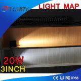 LED 20W Luz de trabalho para carro