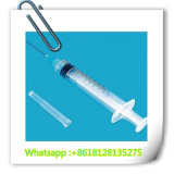 Pointeau remplaçable remplaçable médical de seringue hypodermique pour le remplissage liquide stéroïde