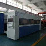 2KW Laser Hans Laser GS famosa folha de metal máquina de corte de fibra a laser
