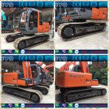 Escavatore idraulico utilizzato del cingolo dell'escavatore Zaxis120 della Hitachi da vendere