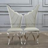 الصين بالجملة جديدة تصميم أناقة عادية [بك لثر] [ستينلسّ ستيل] [دين رووم] كرسي تثبيت