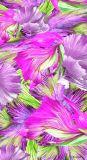 Signora Silk Shawl di Elegent della stampa del fiore nuova con stampa di Digitial