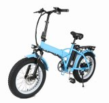 "20 ""plegable Electric Fat Bike con TUV Rheiland Certificación"