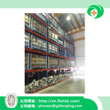 A cremalheira de empilhamento de dobramento para o armazenamento do armazém com Ce (FL-139)