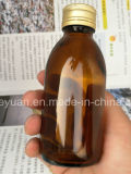 [غلسّ بوتّل] دوائيّ من [بروون] شراب زجاجة [15مل]---[500مل]