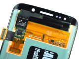 SamsungギャラクシーS6端G925s G925V G925I G925f LCDスクリーンのためのLCD表示の計数化装置のタッチ画面アセンブリ