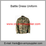 カムフラージュのユニフォーム軍隊のユニフォーム軍のユニフォームBdu戦いの正装