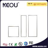 El panel ligero 12W 24W 36W40W 48W de la fábrica de ISO9001 LED