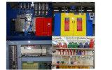 Plastik-HDPE Wasser-Becken-Strangpresßling-Schlag-formenmaschine