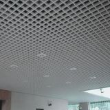 Teto aberto da grade falsa de alumínio para decorativo interior