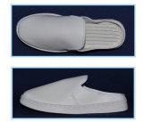 Pattini di tela di canapa antistatici comodi del locale senza polvere del PVC ESD (EGS-PVC-604)