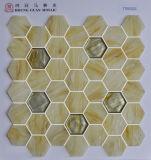 Mosaico de cristal 48by48m m de Hexigon