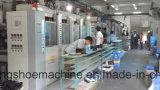 Tipo vertical automático máquina para fazer TPU. Solas do PVC