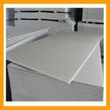 9mmの厚さの天井および壁で使用される規則的な石膏ボード
