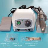 Polisher forte Handpiece Vep do motor de Saeshin 207b+107 40000 RPM do laboratório dental micro