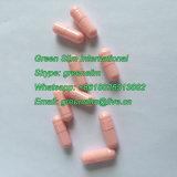 Lida a perda de peso em cápsulas pílulas de emagrecimento Preto dourado