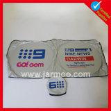 Chapa de alumínio impressa Car Back Sunshade