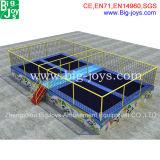 Bâti d'intérieur de tremplin d'amusement, zone de stationnement de tremplin de saut (BJ-TP60)