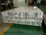 Außenmetallzwischenwand-Aluminiumbienenwabe täfelt externe Zwischenwand
