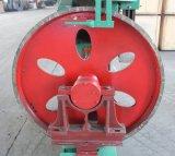 Maquinaria de madeira de borracha Mj3210 da estaca