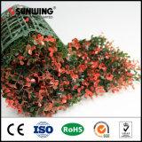 Seto artificial del panel de la licencia del jardín al por mayor de China para la decoración