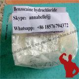 99,9% Benzocaína cloridrato (HCl) Benzocaína passe de segurança personalizados do Reino Unido