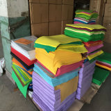 Folha recicl colorida da espuma de EVA