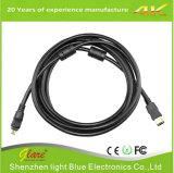 Kabel 4pin des Feuerwarndraht-Stecker-Kabel-IEEE1394 zu 4pin