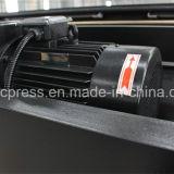 온화한 강철 플레이트 4mm 2500mm 절단기 유압 절단기