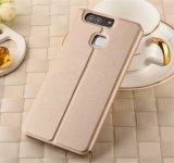 Всеобщие аргументы за Huawie P9 сотового телефона PU кожаный